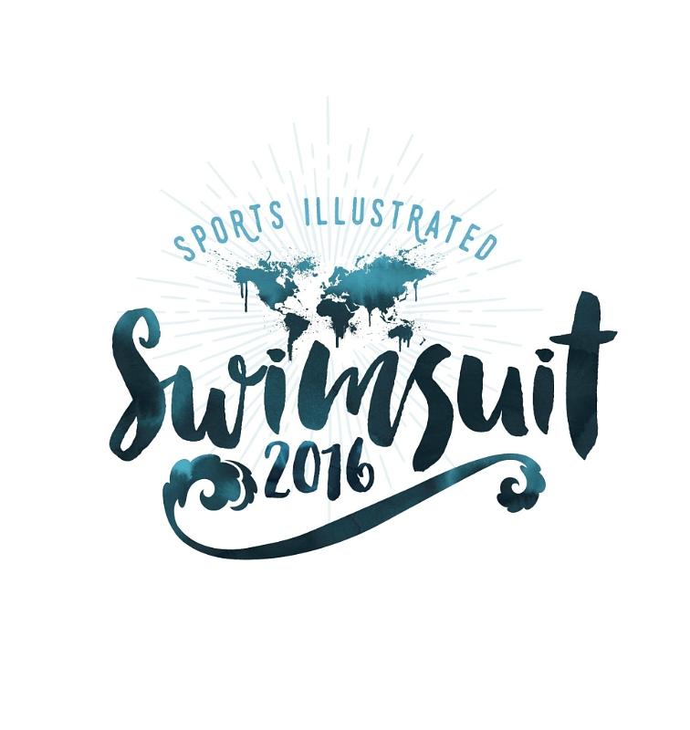 Sports Illustrated SWIMSUIT 2016 Logo