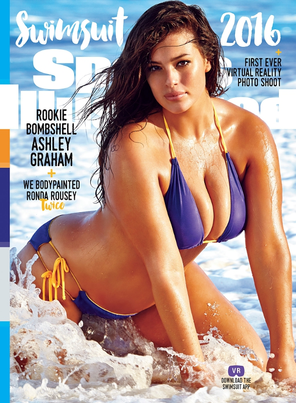 Sports Illustrated cover-ashley-graham