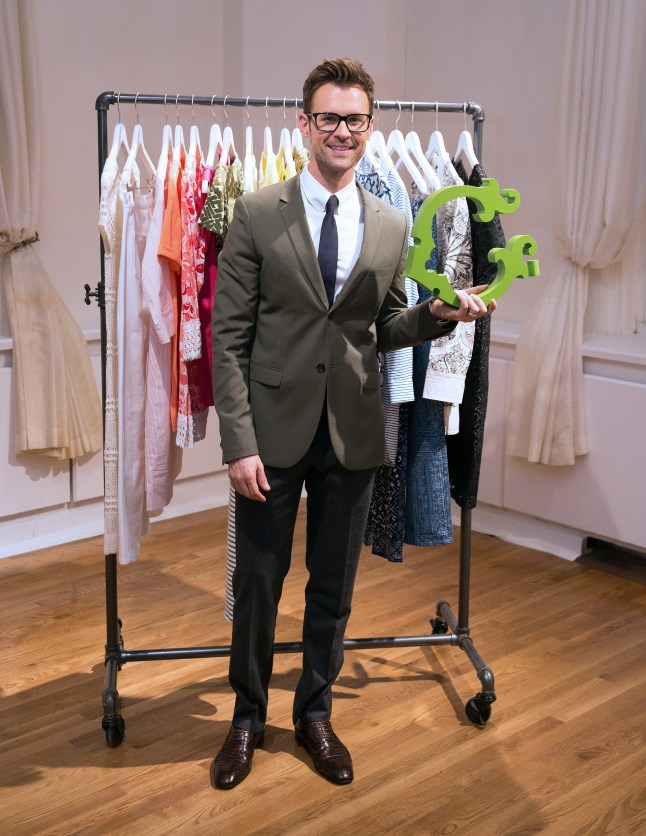 QVC Brad Goreski C Wonder Collection
