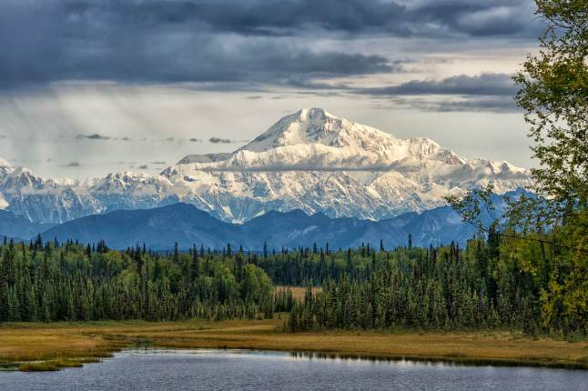 Denali (formerly known as McKinley) is the highest peak on the North American continent © Phillip Kuntz - 500px