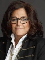 Fern Mallis. Photo Credit: Timothy Greenfield-Sanders