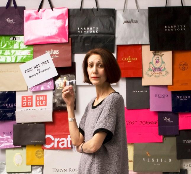 Marcy B. Freedman Promotional Image