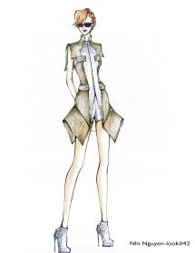 Nhi Nguyen sketch