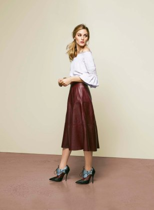 'Olivia Palermo + Chelsea28' collection Campaign Image (Courtesy of Nordstrom)