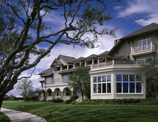 The Lodge at Sea Island Photo Credit - Architectural Design & Planning Group