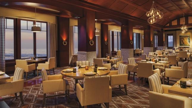 The Navio Restaurant at The Ritz-Carlton, Half Moon Bay