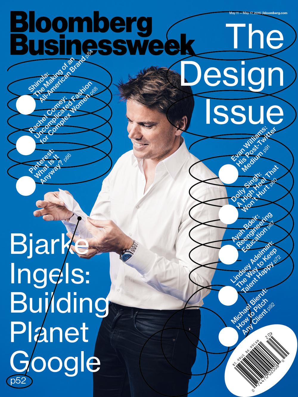 Bloomberg Businessweek Design 2015 Magazine Cover