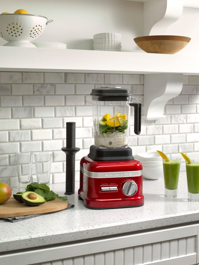 Both Pro Line® Series Blender models feature a 3.5 Peak HP motor, a self-cleaning cycle and a 10-year warranty.