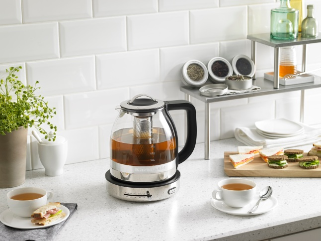KitchenAid glass Tea kettle