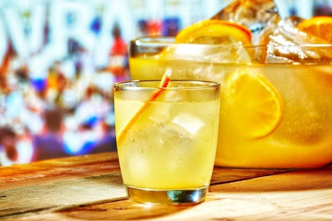 BACARDI Citrus Party Punch