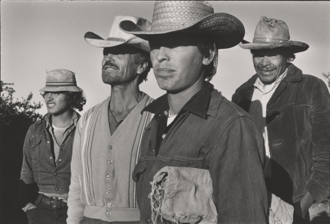 Danny Lyon (b. 1942), Maricopa County, Arizona, 1977.