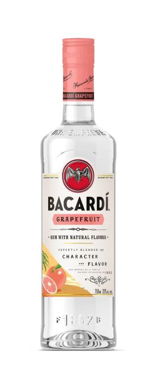 BACARDI Grapefruit (PRNewsFoto/BACARDI)