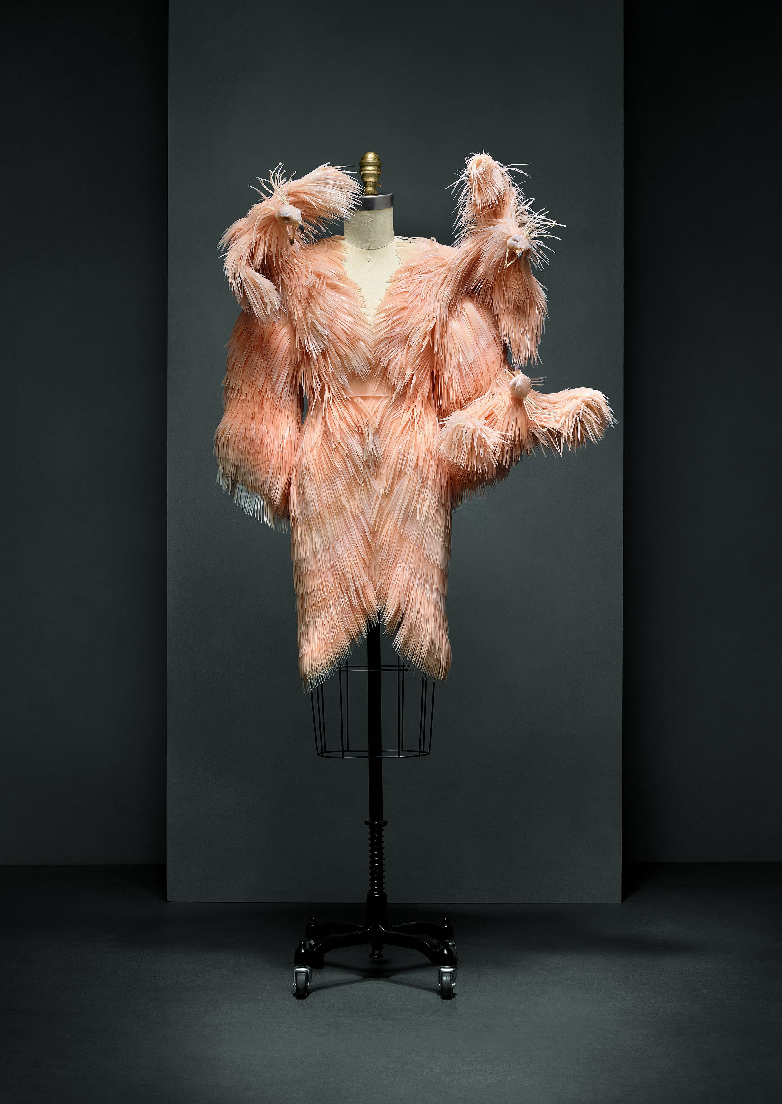 05.Dress,IrisVanHerpen,Autumn2013