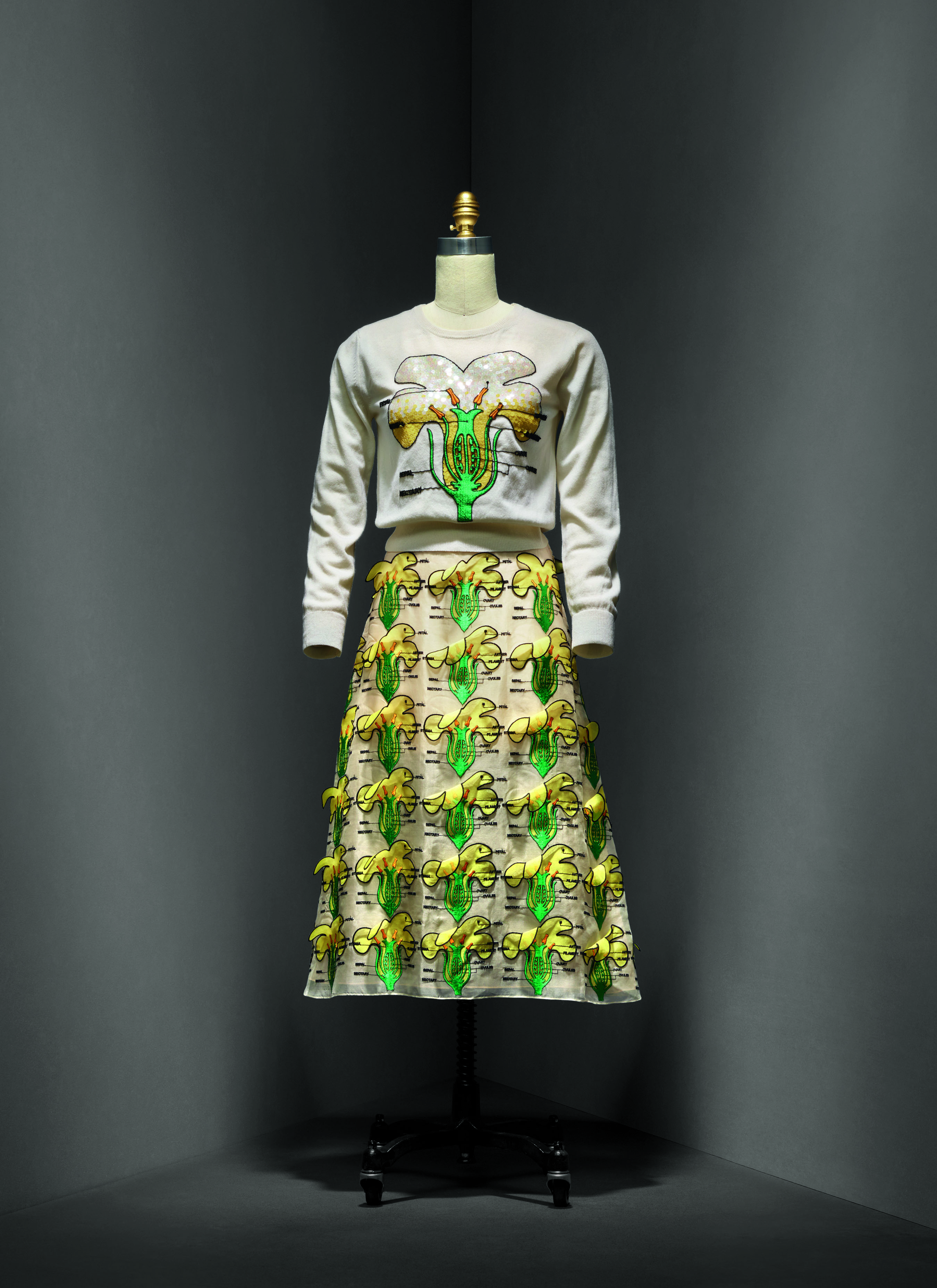 10.Dress,ChristopherKane,Spring2014
