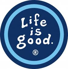 Life is Good® logo 2