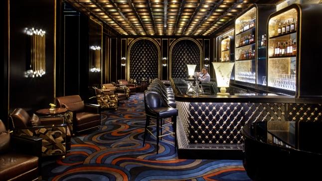 Nautilus Bar at The Four Seasons Hotel Jakarta