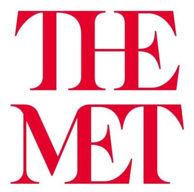 the met's logo