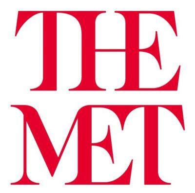 the met's logo
