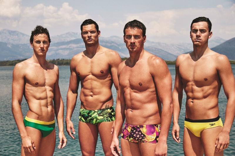 LR-CAMERON-MCKEVOY--AUS--FLORENT-MANAUDOU--FRA--RYAN-LOCHTE--USA--JAMES-GUY--GB
