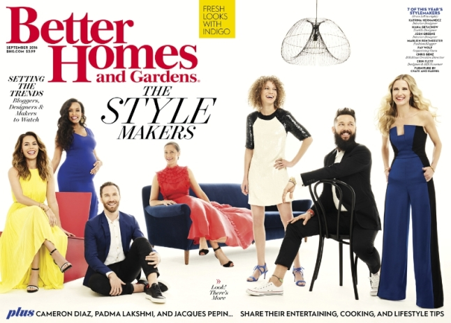 Better Homes and Gardens Stylemaker Issue