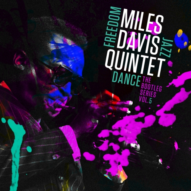 Legacy Recordings Miles Davis Cover Art