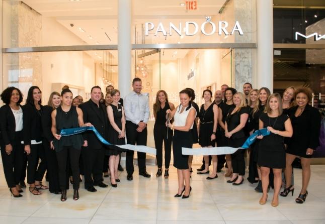 PANDORA Jewelry Opens New Store