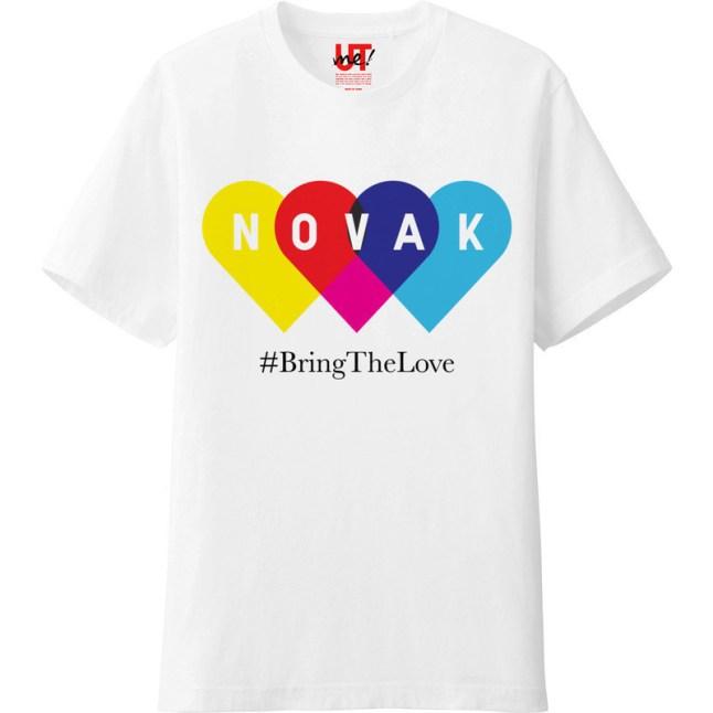 UNIQLO 2 BringTheLove T-Shirt