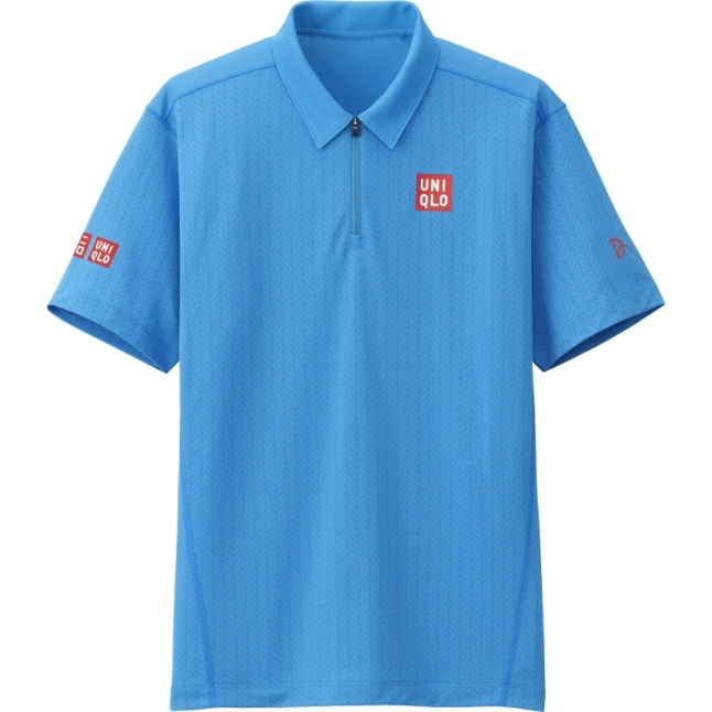 UNIQLO 6 Novak Djokovic Polo Shirt