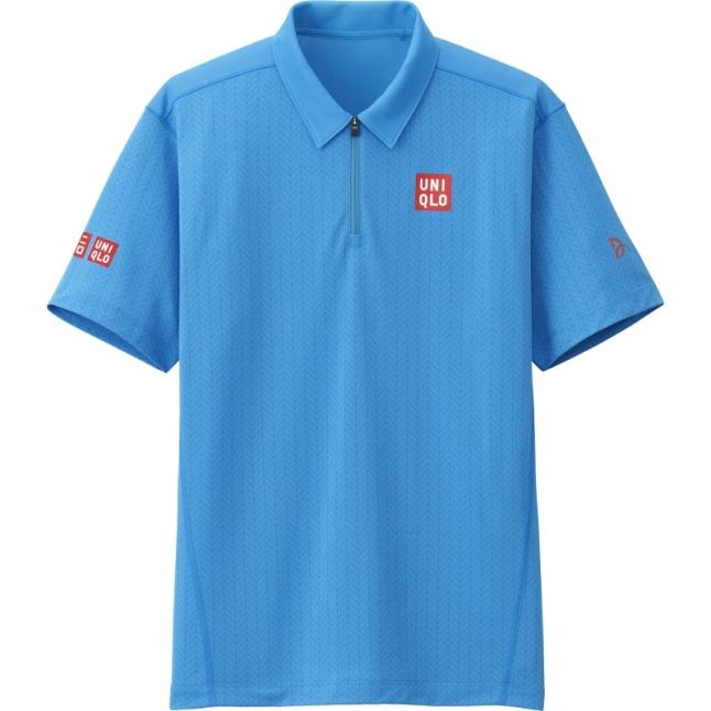 UNIQLO 6 Novak Djokovic Polo Shirt