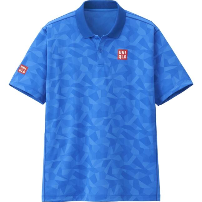 UNIQLO 8 Kei Nishikori Polo Shirt