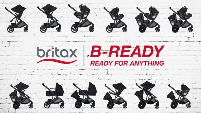 Britax B-Ready, Ready For Anything