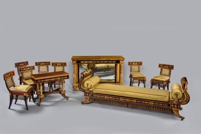CLASSICAL SPLENDOR IMAGE 3 - Furniture Grouping