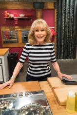 Contestant Barbara Eden as seen on Food Network's Worst Cooks in America: Celebrity Edition, Season 9.