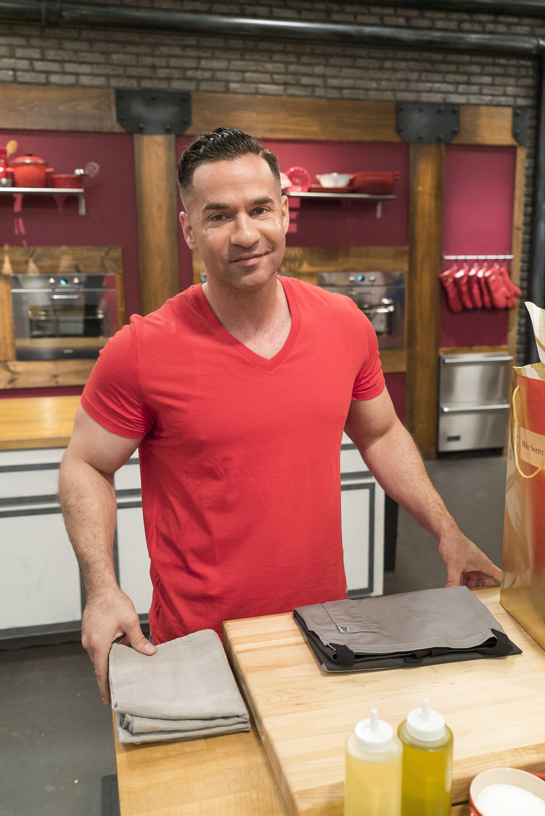 Contestant Mike The Situation Sorrentino 21 HR