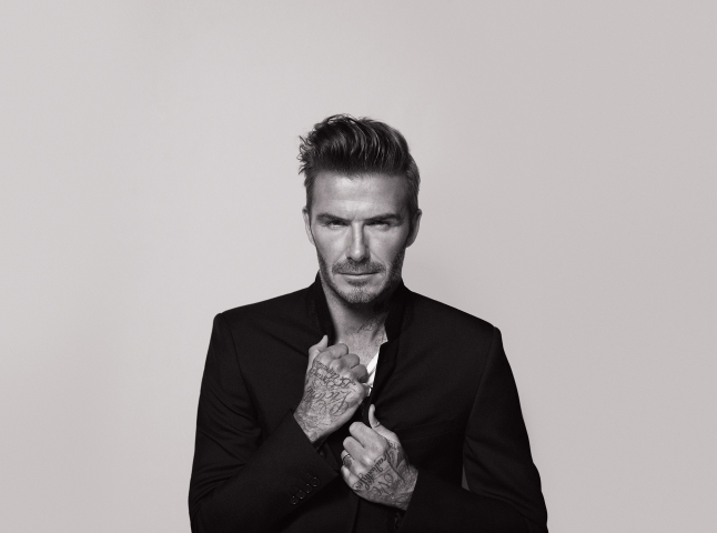 David Beckham for Biotherm Homme