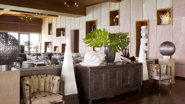 Four Seasons Resort and Residences Anguilla - Coba Restaurant