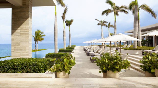 Four Seasons Resort and Residences Anguilla  - Sunset Pool
