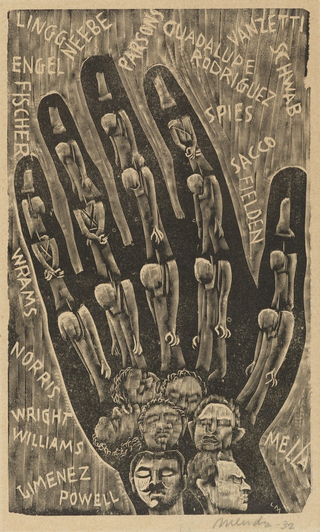 MEX Image 5 - Proletarian Hand