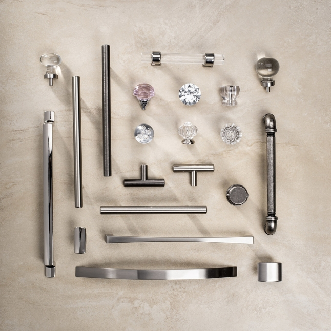Strength, sophistication & beauty from the Hickory Hardware(R) Spring and Summer Collections