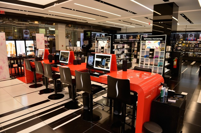 Sephora Prudential Center Pre-Opening