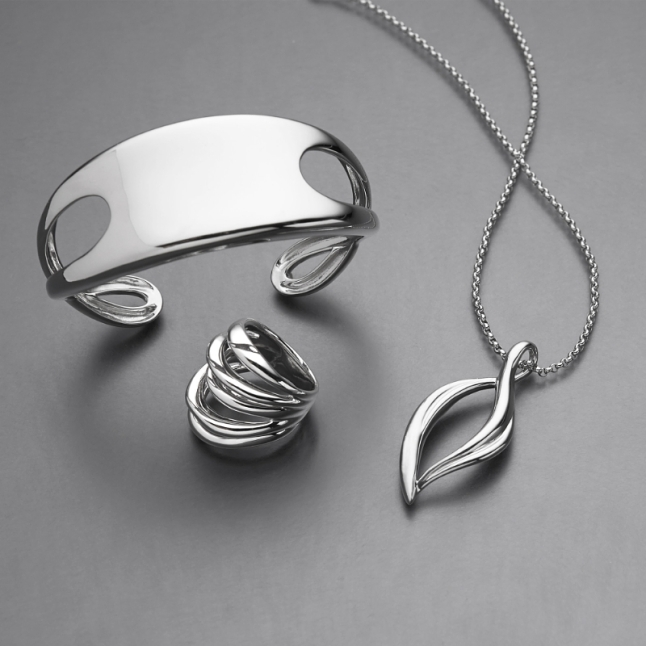 Nambe Sterling Silver Jewelry