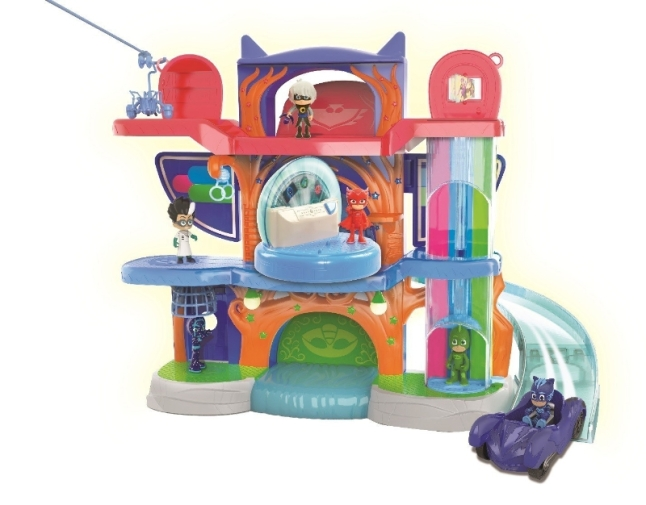 Toys R Us Inc - PJ Masks Headquarter Playset