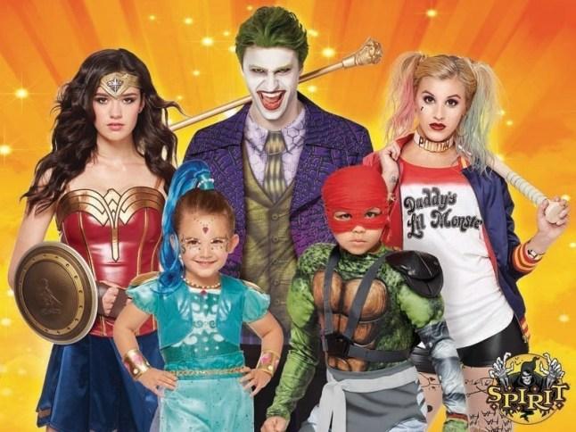 spirit halloween costumes - Spirit Halloween Store 2016