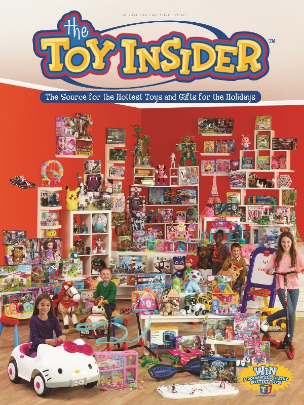 The Toy Insider 2016 Gift Guide