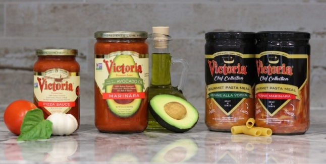 Victoria Fine Foods Four New Sauces