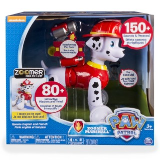PAW Patrol™ Zoomer Marshall™ from Spin Master™ (In-Box)