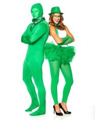 Green Couple