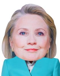 Hopeful Hillary