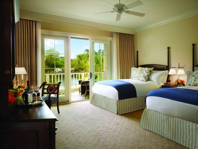 Inn Double Queen Bedroom