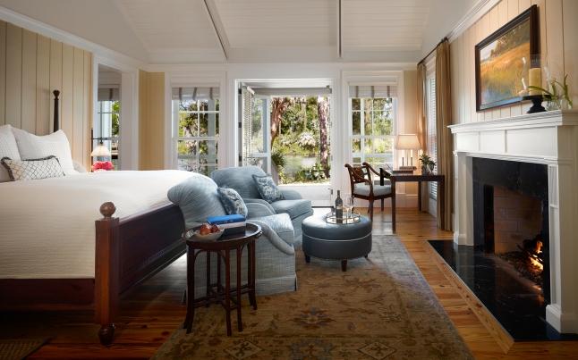 Montage Palmetto BLuff - Cottage Interior